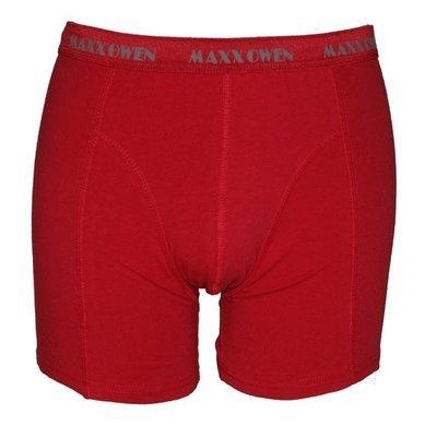 Heren boxershort Maxx Owen Chilli Pepper/Rood