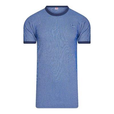 Heren hemd K.M. M2000 Blauw