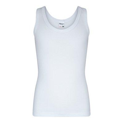 Meisjes hemd M3000 Patricia Wit