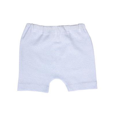 Baby boxershort blauw streep