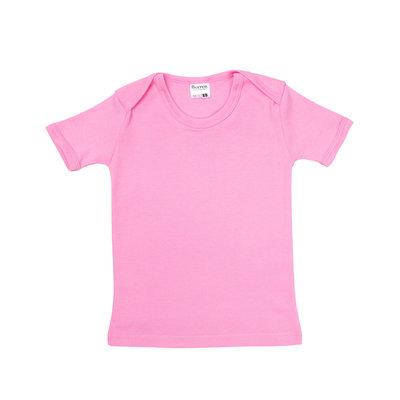 Baby T-shirt korte mouw Beeren Prisma Pink