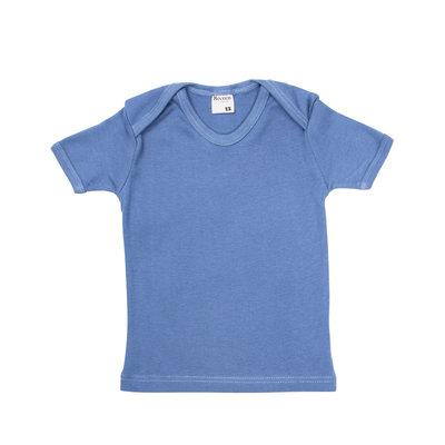 Baby T-shirt korte mouw Beeren Riviera Blauw