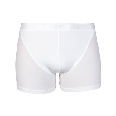 Heren boxershort Beeren Young Wit
