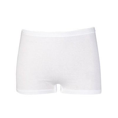 Dames beeren ondergoed boxershort Comfort Feeling wit
