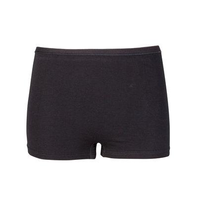 Dames beeren ondergoed boxershort Comfort Feeling zwart