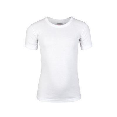 Jongens T-shirt korte mouw Beeren Wit