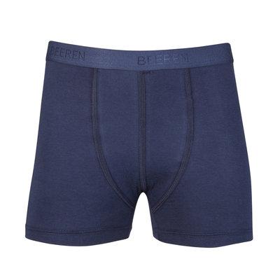 Jongens beeren ondergoed boxershort Comfort Feeling marine