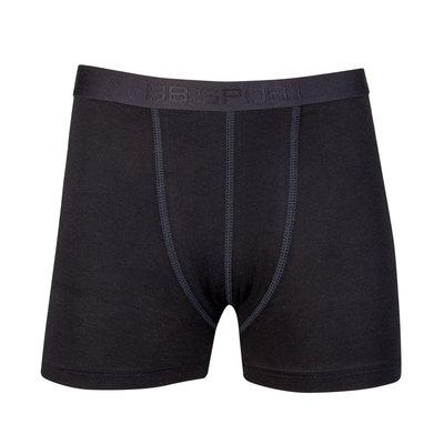 Jongens beeren ondergoed boxershort Comfort Feeling zwart