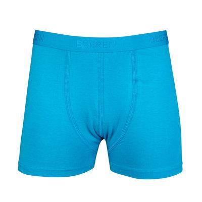 Jongens beeren ondergoed boxershort Comfort Feeling aqua