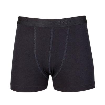 Jongens beeren ondergoed boxershort Beeren young zwart