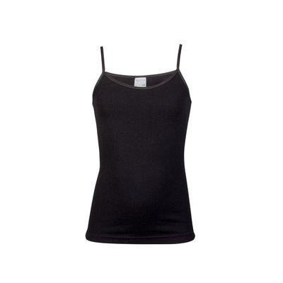 Meisjes beeren ondergoed hemd Britney zwart