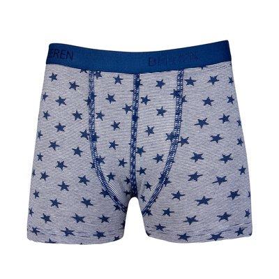 Jongens boxershort Star Blauw