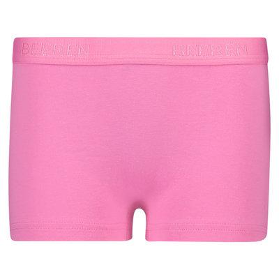 Meisjes boxer Comfort Feeling Roze 95% Katoen