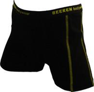 Jongens beeren ondergoed boxershort Ricardo geel