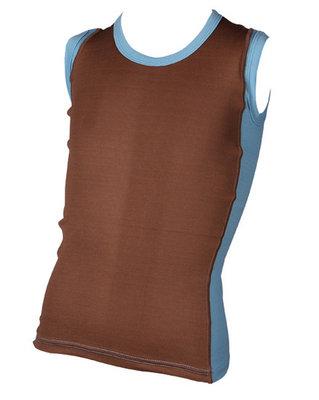 Jongens mouwloos shirt Sjimmie