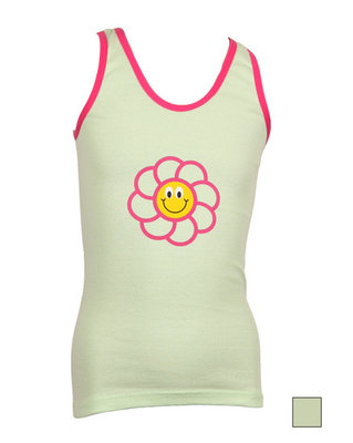 Meisjes hemd Smile