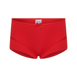 2 PACK Meisjes Short Elegance Rood 90% Polyamide
