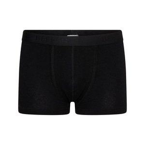 2 PACK Jongens boxershort Comfort Feeling Zwart. Elastische katoen.