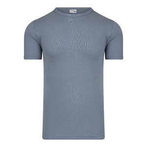 Heren T-shirt met ronde hals M3000 Grijs