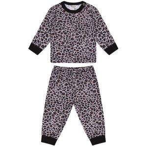 Beeren Baby pyjama Leopard Bruin