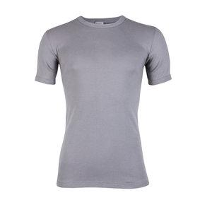 Heren T-shirt met ronde hals Beeren Grijs M3000