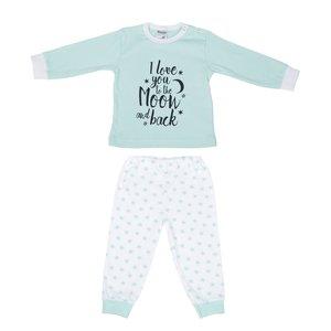 Beeren Baby pyjama Love You Mint