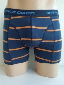 Heren boxershort Maxx Owen streep Oranje